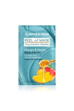 Hunca Needs Soyulabilen Maske Mango & Bal 10 ml - Maske 91934