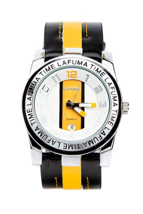 Lafuma Unisex Sarı Kol Saati