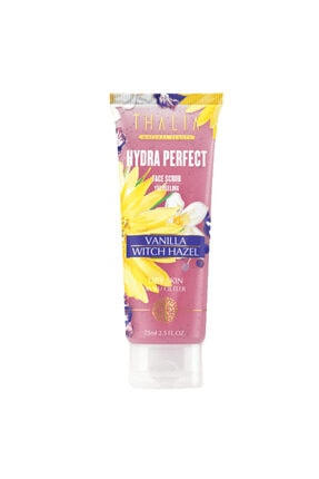 Thalia Hydra Perfect Serisi Vanilya & Witch Hazel Yüz Peeling 75 ml