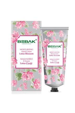 Bebak Kiraz Çiçeği Nemlendirici El Kremi 60 ml 8690841015299