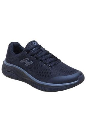 Hammer Jack Unısex Yürüyüş Ayakkabısı - Siyah - 40