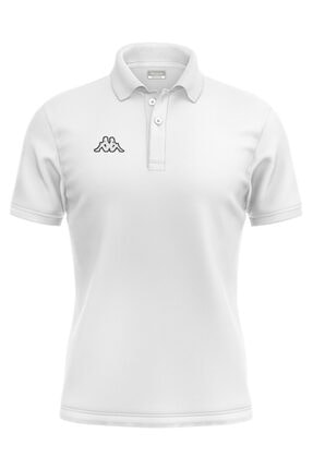 Kappa 303vpt0 Hege Polo Tshirt _ Beyaz L