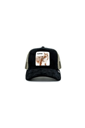 Goorin Bros Unisex Hunter In The Woods Siyah Standart Şapka 101-0612