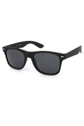 Belletti Unisex Siyah Güneş Gözlüğü Blt2053a