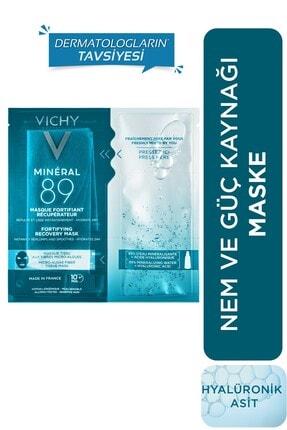 Vichy Mineral 89 Maske + Hyalüronik Asit 3337875693875