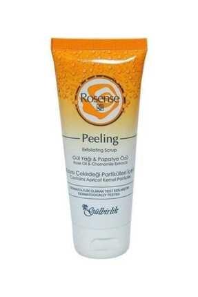 Rosense Gül Yağı Papatya Özü Peeling 100 ml