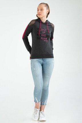 Speedlife Kadın Sweatshirt Bother Antremelanj