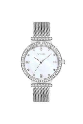 Wesse Kadın Beyaz Kol Saati Wwl105801