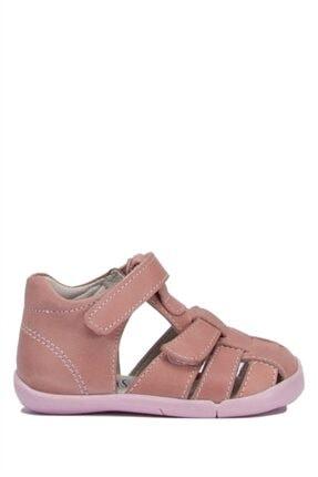Kifidis Kız Bebek Pembe İlk Adım Ayakkabısı