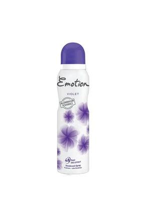 Emotion Kadın Violet Deodorant 150 ml