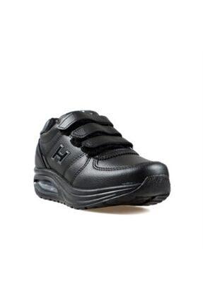 Hammer Jack Kadın Siyah Madelyn Sneaker Model Spor Ayakkabı 1759-1-z/sıyah/40 Numara