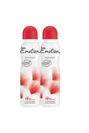 Emotion Romance 150 Ml Deodorant X2