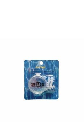 Selex Unisex Beyaz Kulak Tıkacı Ep2000