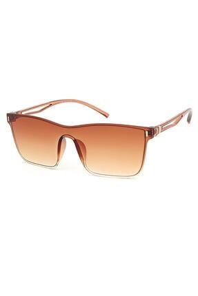 Di Caprio Unisex Kahverengi Güneş Gözlüğü Dc1701c
