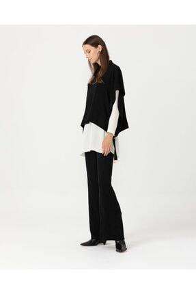 Seçil Kadın Siyah Pantolon 3082