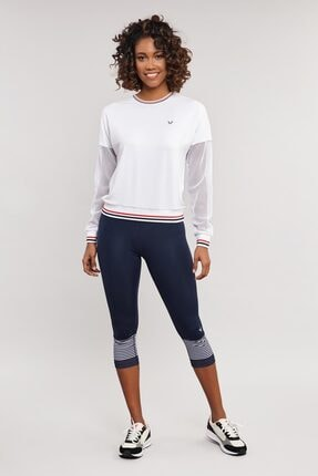 Bilcee Kadın Sweatshirt ES-3514