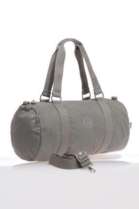 Smart Bags Gri Unisex Spor Çantası Smb1245