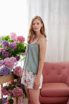CATHERINE'S Kadın Şortlu Pijama Takımı