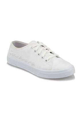 Polaris Beyaz Kadın Ayakkabı 92.314888.Z