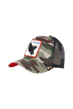 Goorin Bros Şapka Freedom Kamuflaj