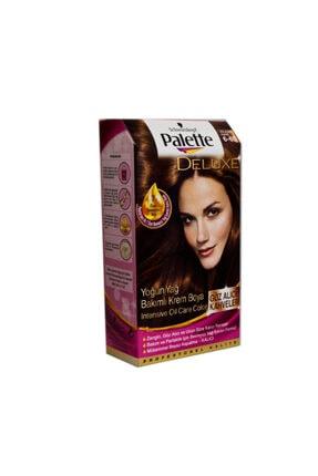 Palette Saç Boyası  6-65 Göz Alıcı Kahve