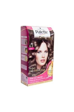 Palette Saç Boyası  6-0 Koyu Kumral