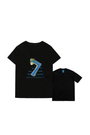 Köstebek K-pop Bts Map Of The Soul 7 Unisex T-shirt