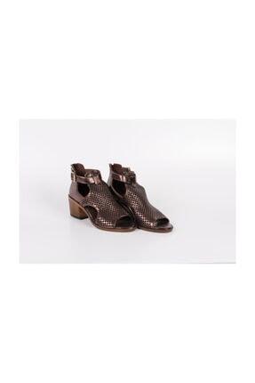 Venüs Yazlık Topuklu Ayakkabı