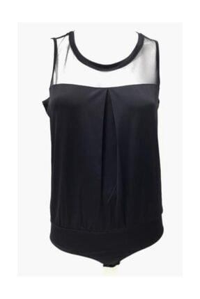Liu Jo Kadın Siyah Bluz T19134-j5696