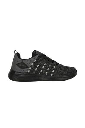 MP Kadın Siyah   Yürüyüş  Spor Ayakkabı 201-1279