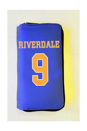 Köstebek Riverdale 9 Kadın Cüzdan