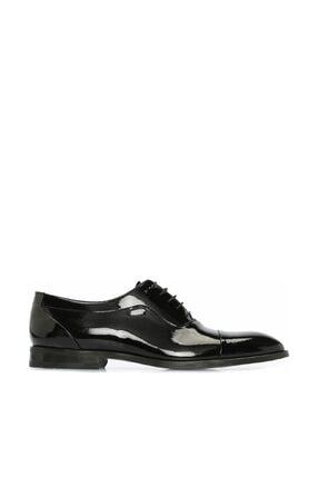 Siyah Erkek Rugan Smokin Ayakkabısı 101434790