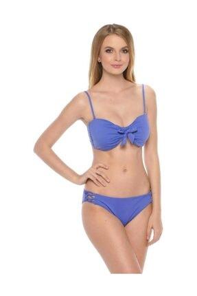 Roxy Bandeau Bikini Mavi