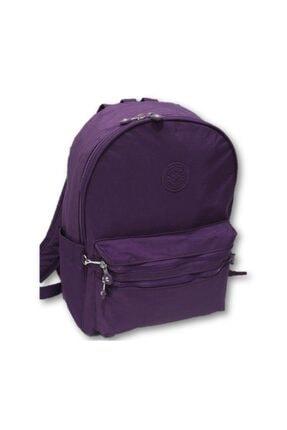 Smart Bags Sırt Çantası Büyük Boy Kadın Sırt Çantası 3078mor