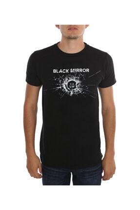 Köstebek Black Mirror - Logo Unisex T-Shirt