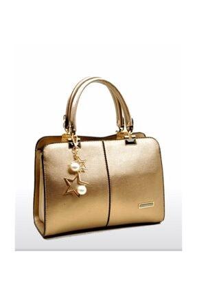 Dsn Kadın Altın Çanta Y5276