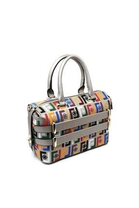 Dsn Kadın Platin Çanta Y5400