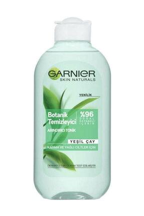 Garnier Botanik Yeşil Çay Özlü Temizleyici & Arındırıcı Tonik 200 ml 3600542050999