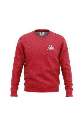 Kappa Kadın Sweatshirt Bassy Kırmızı