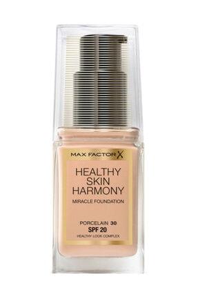 Max Factor Fondöten - Healthy Skin Harmony Miracle Foundation No: 30Porcelain 8005610433042