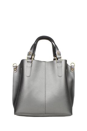 Housebags Antrasit Kadın Omuz Çantası 163