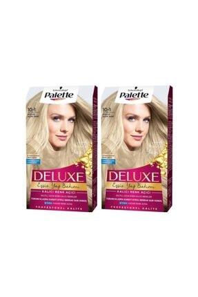 Palette Deluxe 10-1 Küllü Açık Sarı X 2 Adet