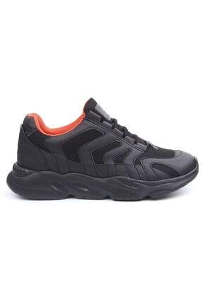 Letoon Kadın Siyah Spor Ayakkabı 2651