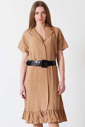 Herry Kadın Vizon Elbise 20fy60056