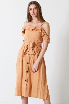 Herry Kadın Pudra Elbise 19pya6743