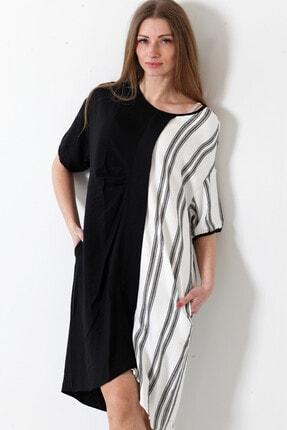 Herry Kadın Siyah Elbise 20fy60096