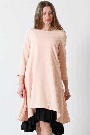 Herry Kadın Pudra Elbise 17pk6561