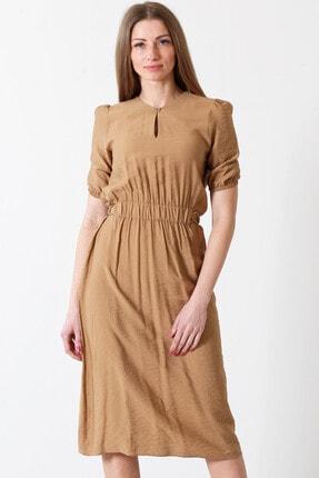 Herry Kadın A.kahve Elbise 20fy60097