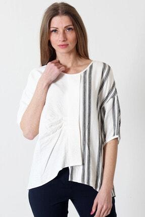 Herry Kadın Beyaz Bluz 20fy53009