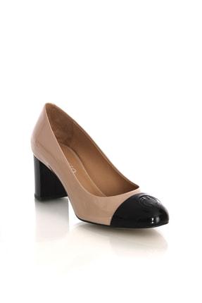 POLETTO Siyah Topuklu Kadın Ayakkabı